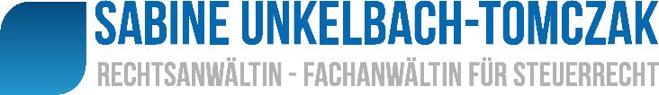 Unkelbach-Tomczak Rechtsanwältin Sticky Logo Retina