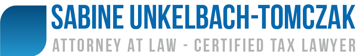 Unkelbach-Tomczak Attorney at Law Retina Logo